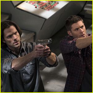 Dean Tries to Take Down Amara in Tonight's 'Supernatural' Season Finale