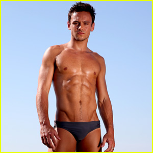 Diver Tom Daley Explains Why He Wears Tight Speedos!