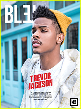Trevor Jackson On His Music: 'I Wanted Every Song To Say Something'