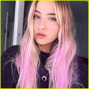 Veronica Dunne Dyes Hair Pink After 'K.C. Undercover' Season Two Wrap