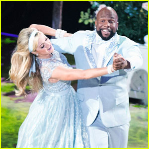 Lindsay Arnold is So Proud of Wanya Morris After 'DWTS' Foxtrot