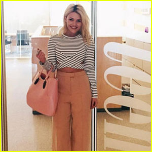 Witney Carson Answers Your Fan Questions for Her 'DWTS' Week Seven Blog!