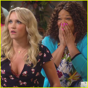 Will Gabi & Josh Finally Be A Couple On 'Young & Hungry'? Summer Premiere Preview!