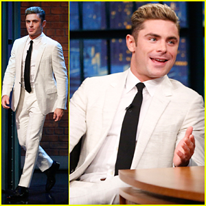 Zac Efron Once Cried His Way Out Of A Ticket (Video)!