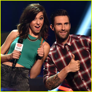 Adam Levine Calls Christina Grimmie's Mom, Offers to Pay for Her Funeral