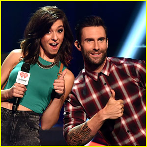 Christina Grimmie's 'The Voice' Coach Adam Levine Reacts to Her Death