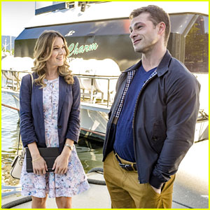 Alexa PenaVega Falls For Her Exact Opposite in New Movie 'Ms. Matched', Premiering Tonight!