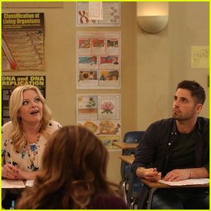 Ben Goes Back to School on Tonight's 'Baby Daddy'