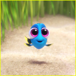 Meet Baby Dory in This New 'Finding Dory' Clip!