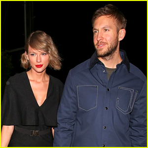 Calvin Harris Confirms His Split from Taylor Swift