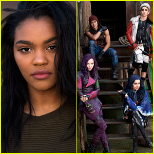 China Anne McClain to Play Ursula's Daughter in 'Descendants 2'