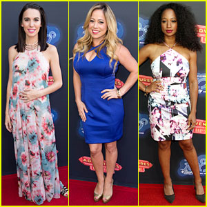 Christy Carlson Romano Celebrates DCOMs with Sabrina Bryan & Monique Coleman!