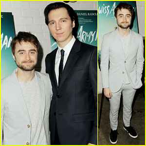 Daniel Radcliffe Brings 'Swiss Army Man' To NYC!