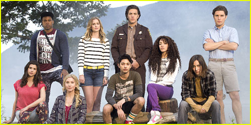 Meet The Cast Of Freeform's 'Dead of Summer'