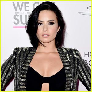 Demi Lovato Explains Why She's Quitting Social Media
