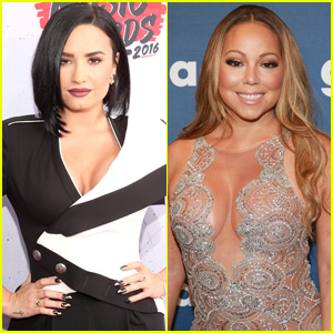 Demi Lovato Throws Shade at Mariah Carey