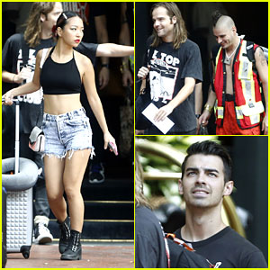 DNCE's JinJoo Lee Loves Being The Only Girl In The Band