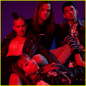 DNCE Teams Up for 'Paper' Mag Feature!