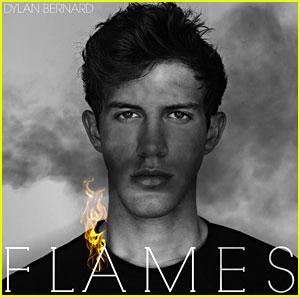 Dylan Bernard Chats About Debut Single 'Flames' With JJJ - Listen Here!