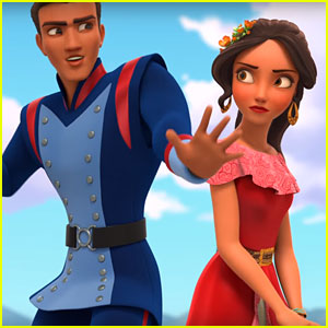 Elena of Avalor Is Determined To Protect Everyone in Official Trailer - Watch Now!