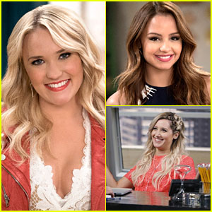 Emily Osment Clarifies 'Young & Hungry' Spinoff with Aimee Carrero