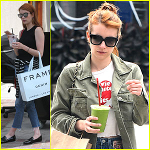 Emma Roberts Promises 'Scream Queens' Season Two Will Be 'Fun' & 'Wild'