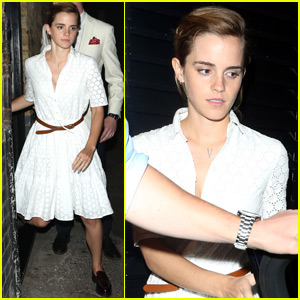 Emma Watson Shares Her June Book Club Selection