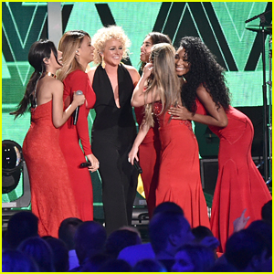 Fifth Harmony Sings With Cam at CMT Awards 2016 - Watch!