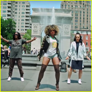 Fleur East Takes NYC By Storm in New 'Sax in the City' Video - Watch Now!