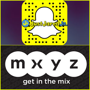 Follow JJJ's Snapchat Tonight for Our Disney MXYZ Launch Party!