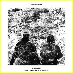 Hailee Steinfeld Sings on New Prince Fox Track 'Fragile' - Listen!