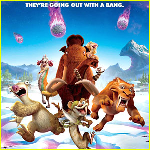 'Ice Age: Collison Course' Gets Brand New Posters & Clips - Watch Now!