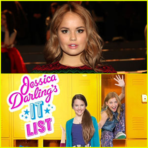 Debby Ryan Dishes on 'Jessica Darling's It List' - Plus an Exclusive New Clip!