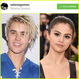 Justin Bieber Now Follows Selena Gomez on Instagram