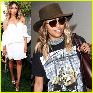 Kat Graham Kicks Off Summer at a Soiree with Foster Grant