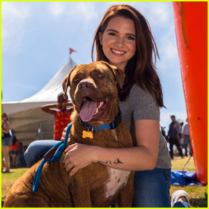Katie Stevens Helps Cute Animals Find New Homes!