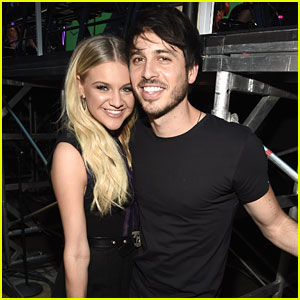 Kelsea Ballerini Cozies Up to Boyfriend Morgan Evans at CMT Music Awards 2016