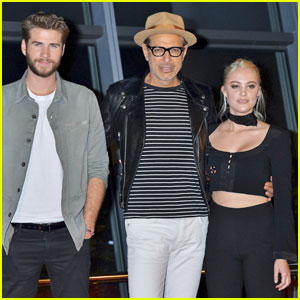 Liam Hemsworth Brings 'Independence Day: Resurgence' to Tokyo