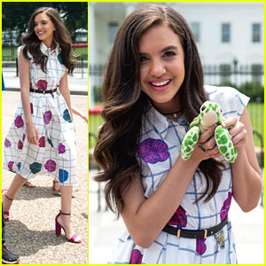 Lilimar Joins Oceana & Delivers Letters to The President For Sea Turtle Conservation