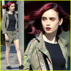 Lily Collins Auditioned to Play Jenny Humphrey on 'Gossip Girl'