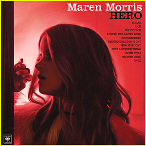 Maren Morris Drops Debut Album 'Hero' - Stream & Download Now!