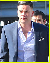 Glee's Mark Salling Surrenders To the Court Following Indictment Charges