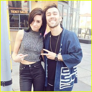 YouTube Star MAX Records Song for Christina Grimmie - Listen Here!