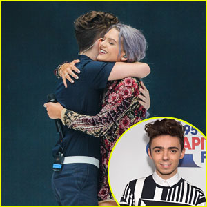 Nathan Sykes & Louisa Johnson Perform 'Over & Over Again' at CapitalFM Summertime Ball 2016 - Watch Here!