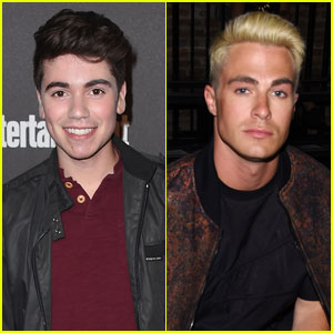 Noah Galvin Says Colton Haynes' Coming Out Was 'The Worst'
