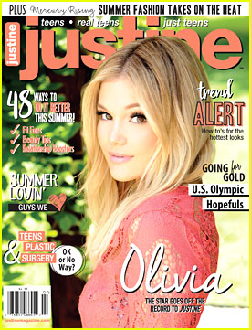 Olivia Holt Reveals Advice For Girls Who Want to Get Into Entertainment Industry