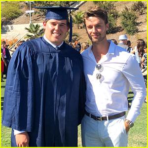 Patrick Schwarzenegger's Brother Christopher Graduates High School
