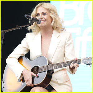 Pixie Lott Raves About Dublin Before West End Live Performance