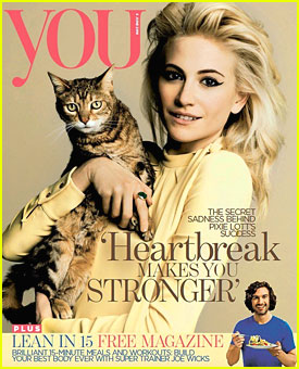 Pixie Lott On Boyfriend Oliver Cheshire: 'He Is My Family'