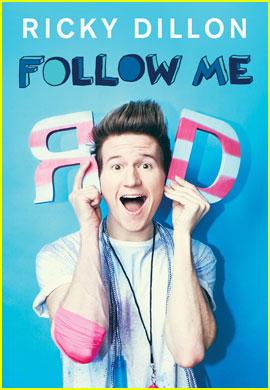 YouTube Star Ricky Dillon Releases Memoir 'Follow Me'